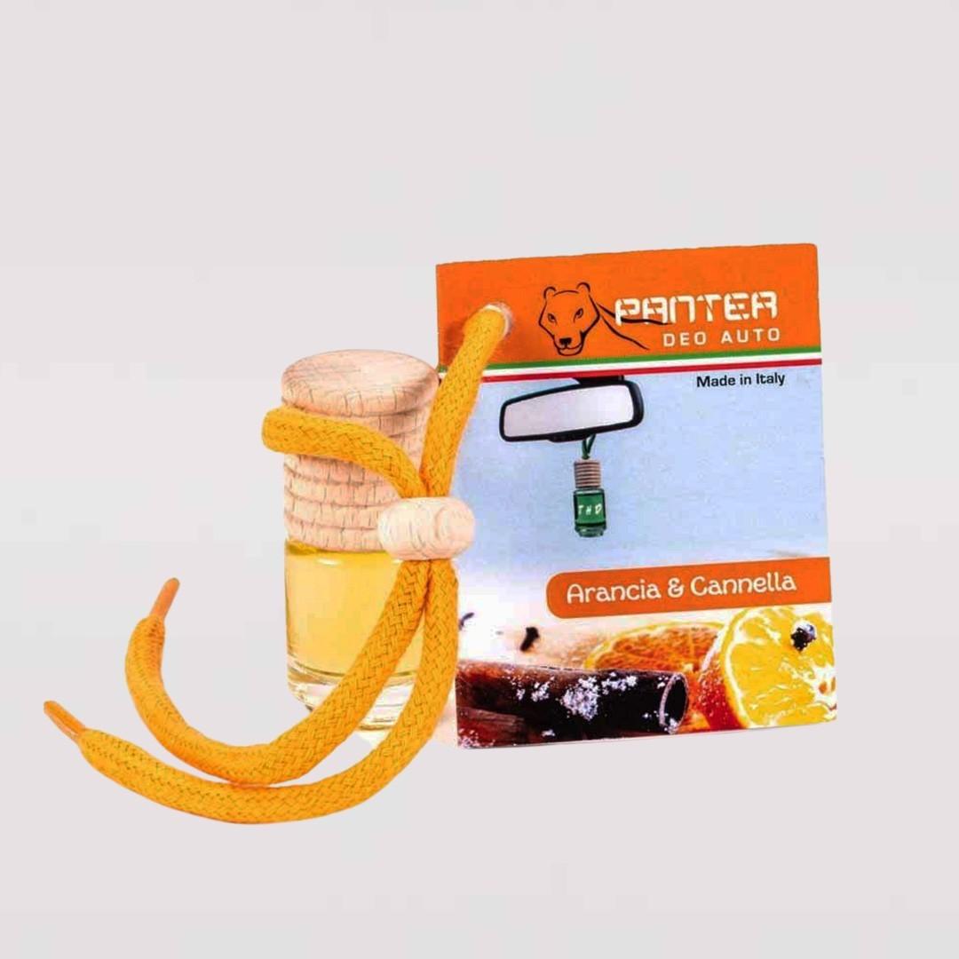 Autoduft Orange & Zimt