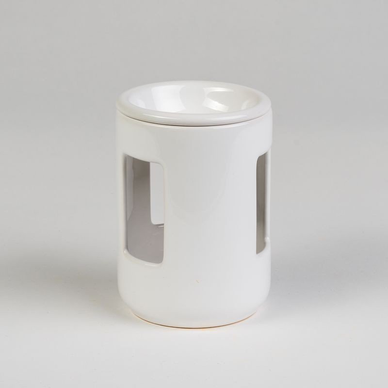 Duftlampe 110 weiß