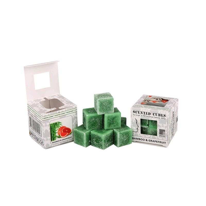 Scented Cubes Bambus-Grapefruit