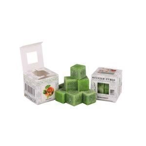Scented Cubes Bergamotte