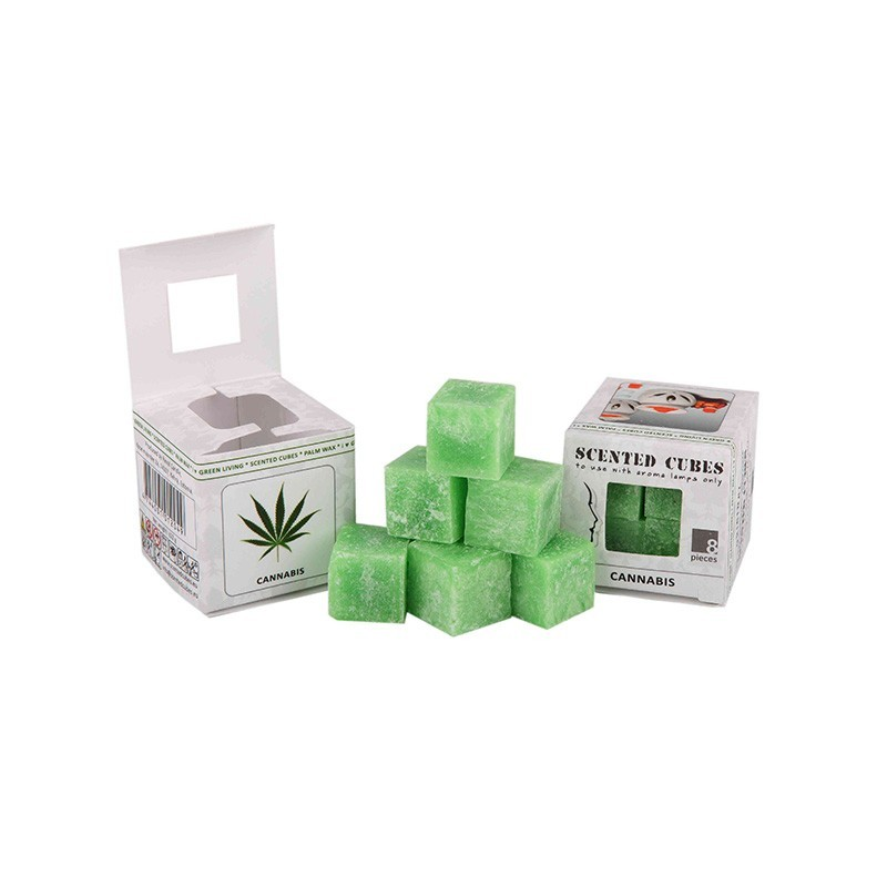 Scented Cubes Cannabis