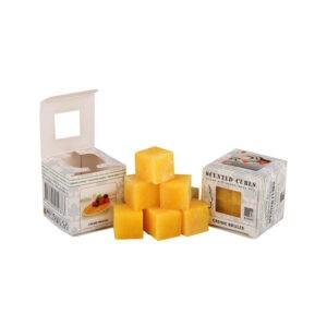 Scented Cubes Crème Brulée