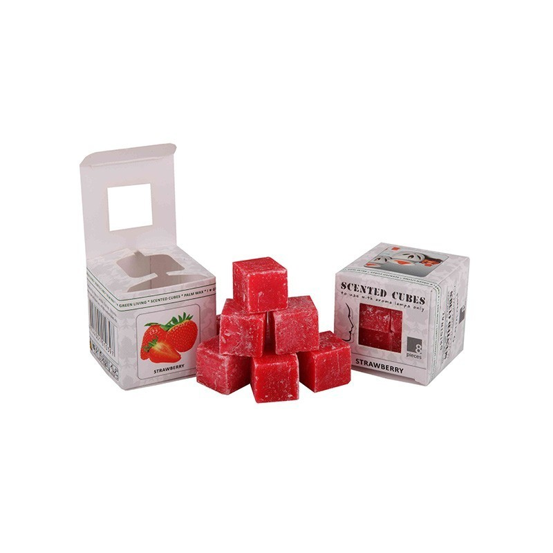 Scented Cubes Erdbeere