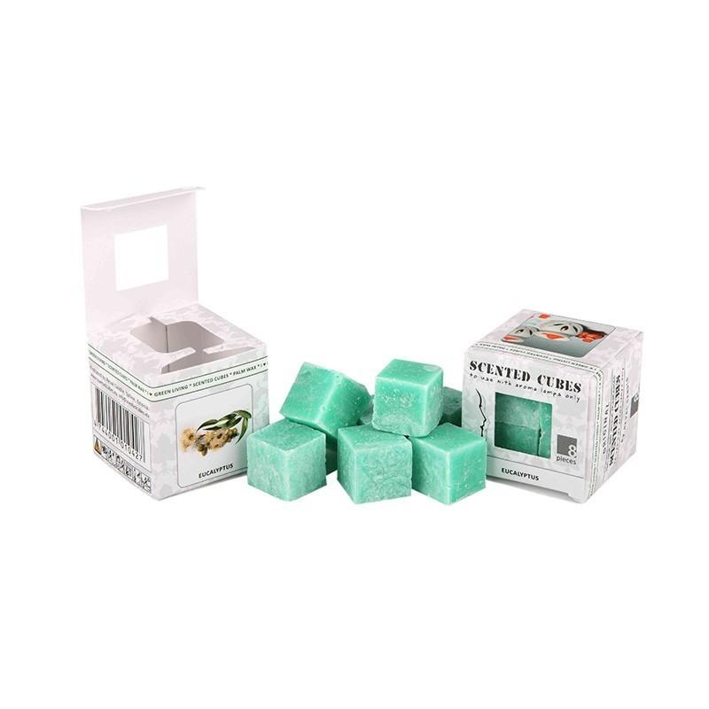Scented Cubes Eukalyptus