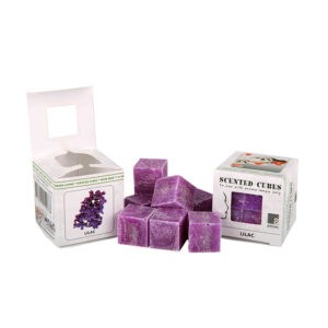 Scented Cubes Flieder