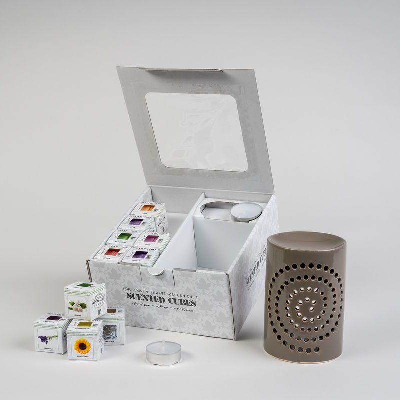 Geschenkbox 641 grau