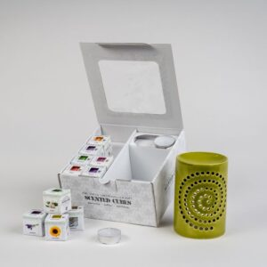 Geschenkbox 641 grün