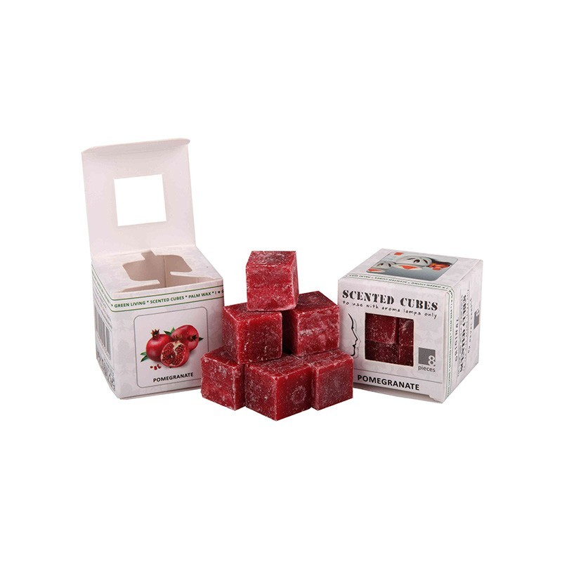 Scented Cubes Granatapfel