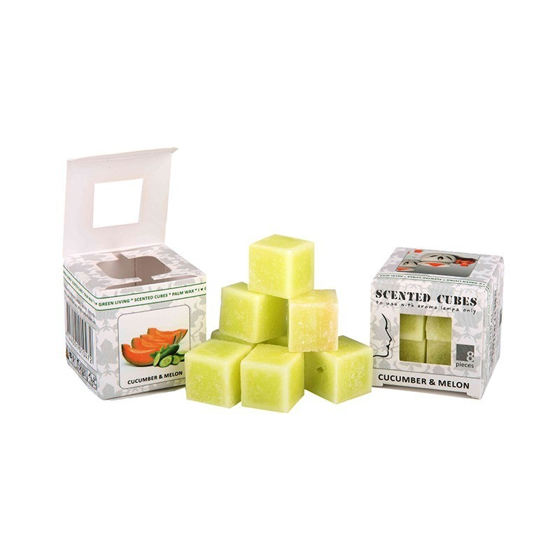 Scented Cubes Gurke-Melone