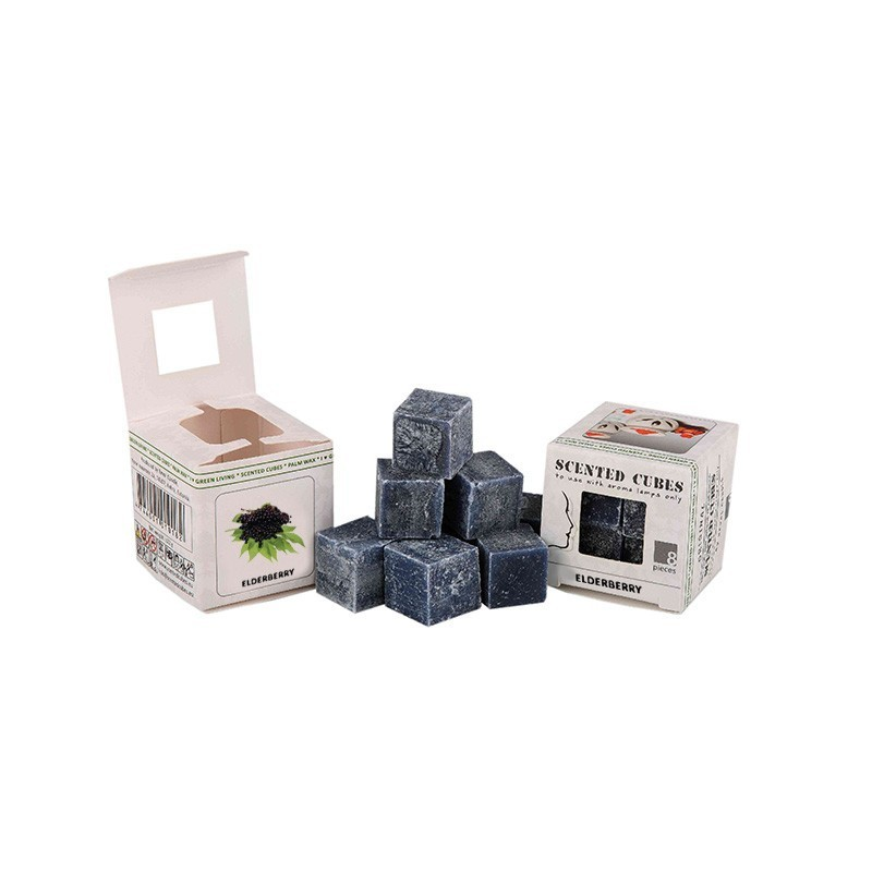 Scented Cubes Holunderbeere