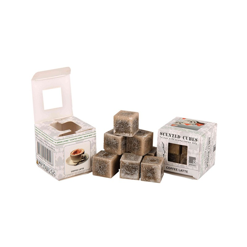 Scented Cubes Kaffee-Latte