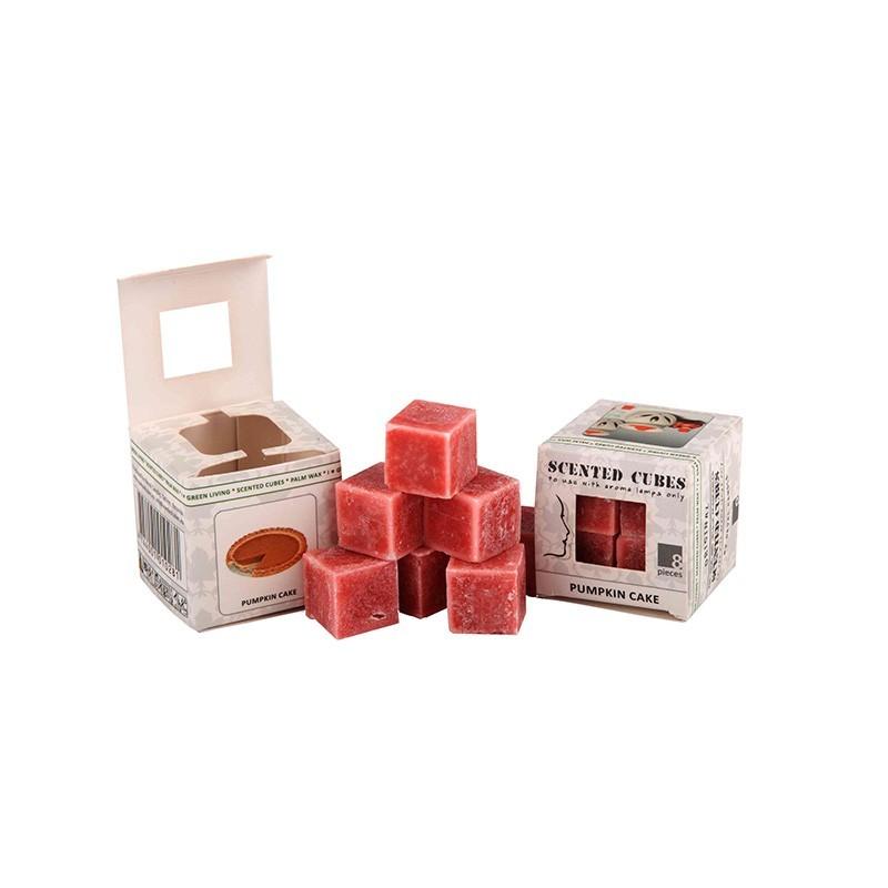 Scented Cubes Kürbiskuchen