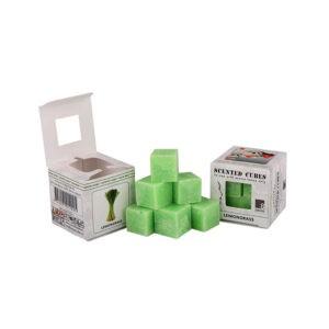 Scented Cubes Lemongrass