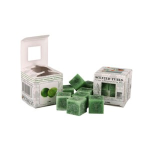 Scented Cubes Limette