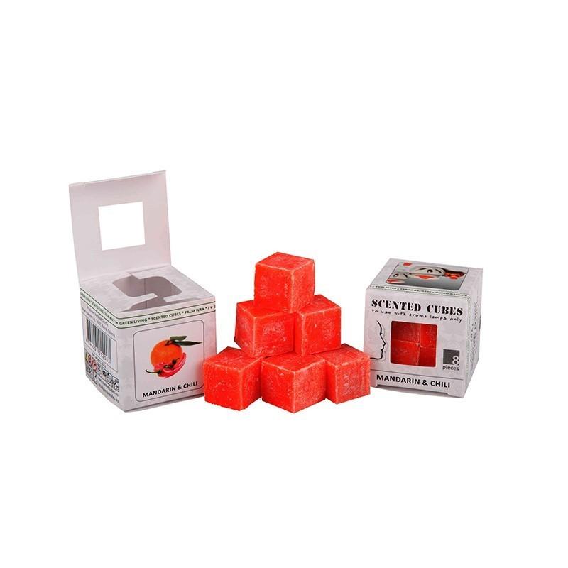 Scented Cubes Mandarine-Chili