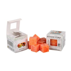 Scented Cubes Mango-Papaya