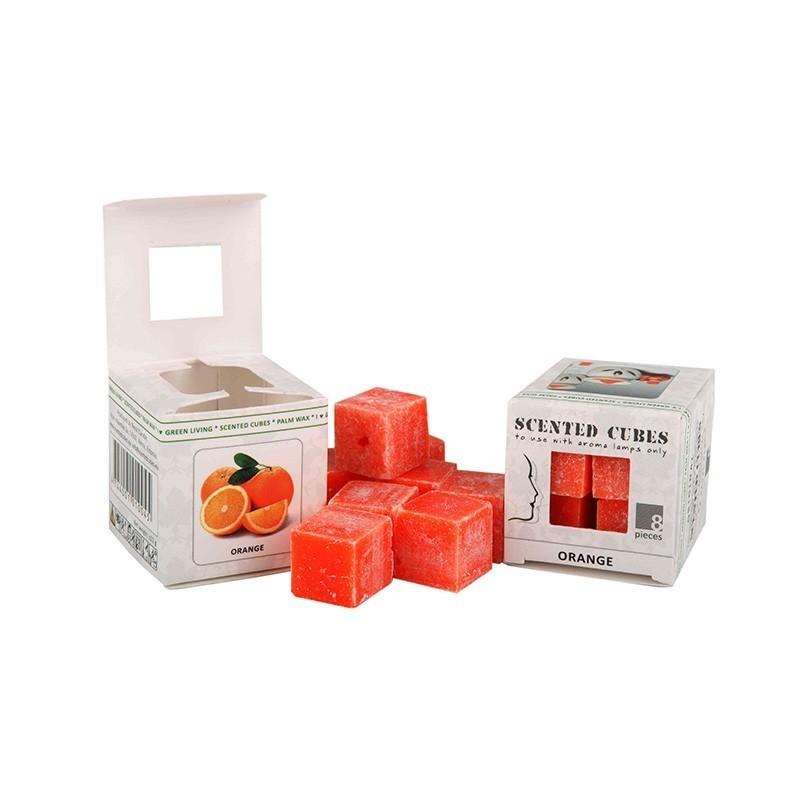 Scented Cubes Orange