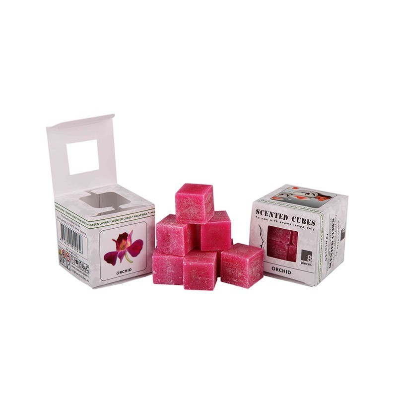 Scented Cubes Orchidee
