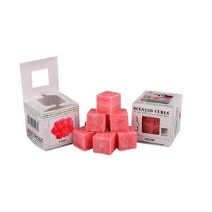 Scented Cubes Pfingstrose