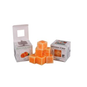 Scented Cubes Pfirsich