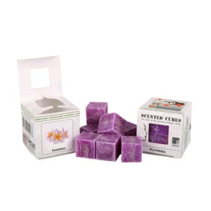 Scented Cubes Plumeria