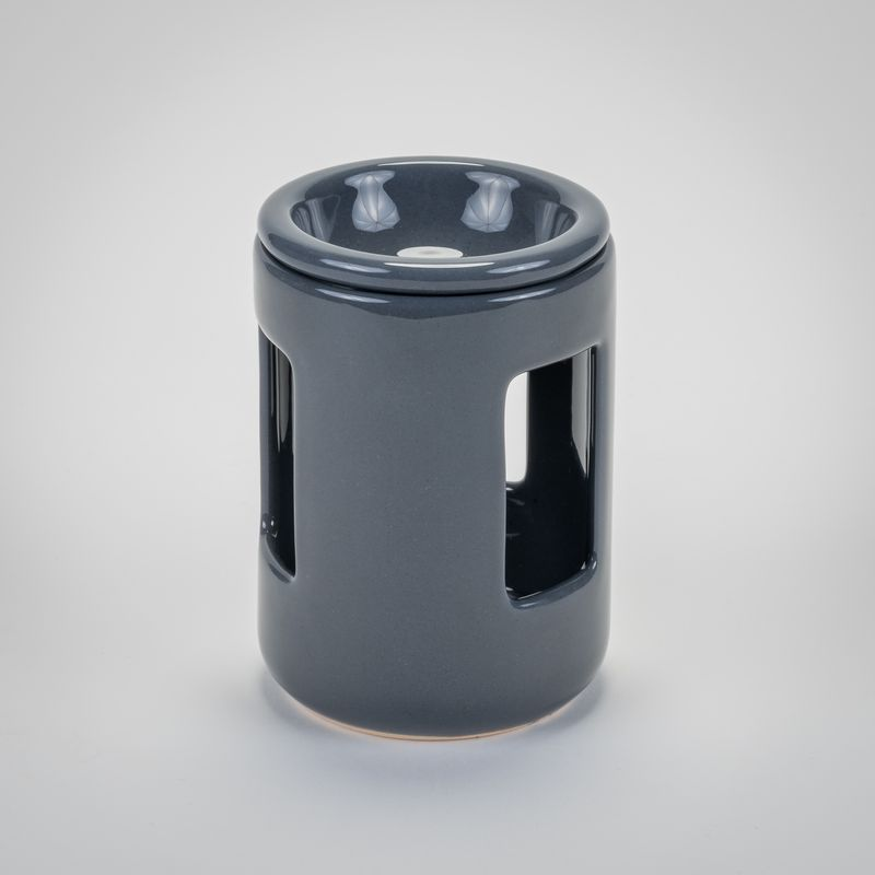 Duftlampe 200 dunkelgrau