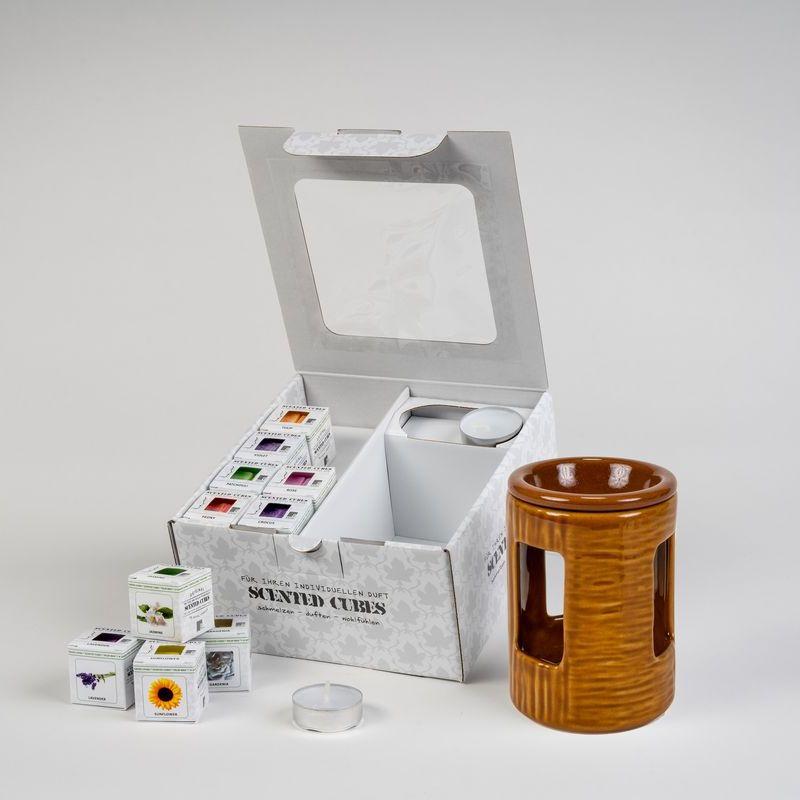 Geschenkbox 170 braun