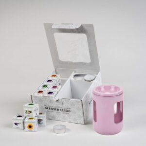Geschenkbox 230 rosa