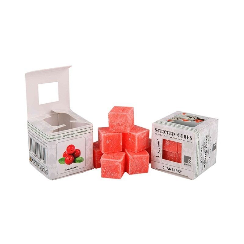 Scented Cubes Preiselbeere