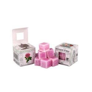 Scented Cubes Rose