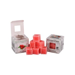 Scented Cubes Rote Ribisel