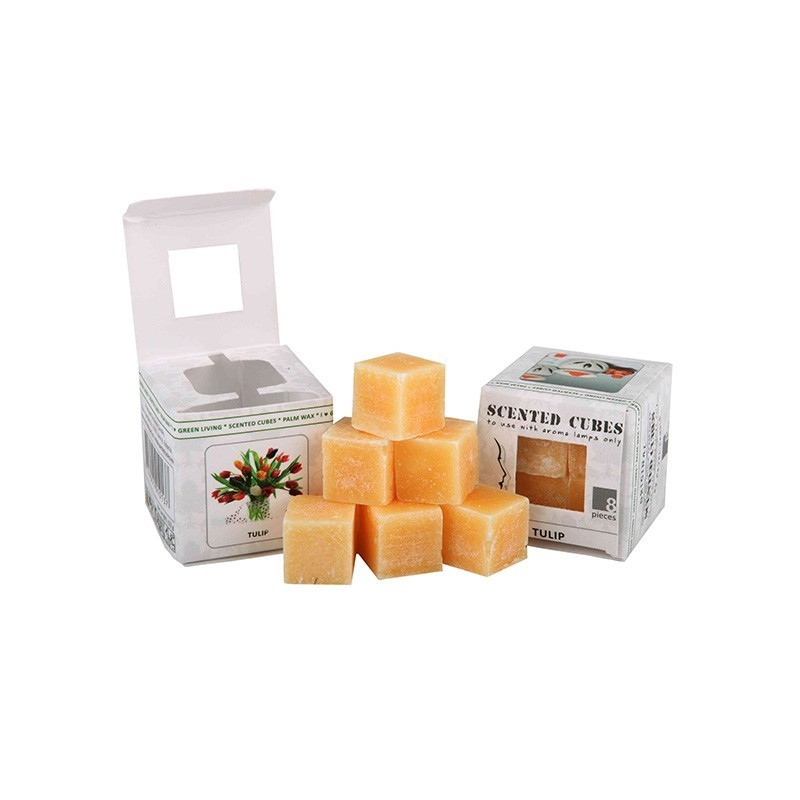 Scented Cubes Tulpe