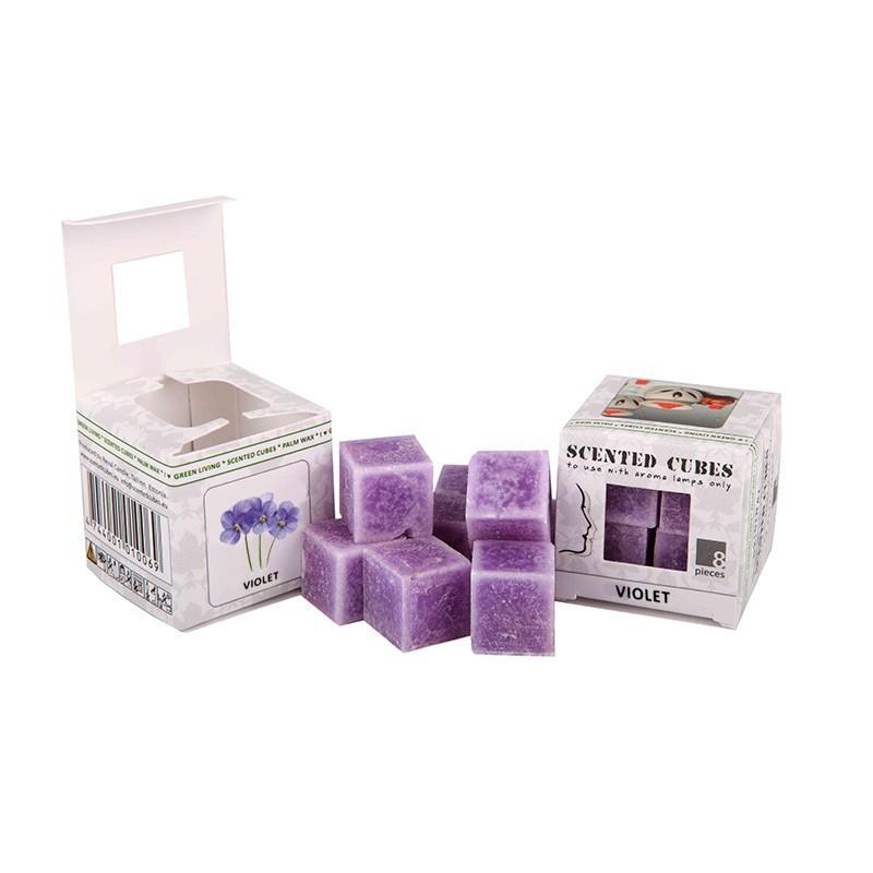 Scented Cubes Veilchen