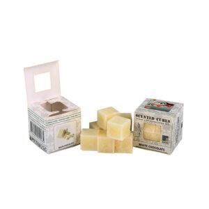 Scented Cubes Weiße Schokolade