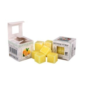 Scented Cubes Zitrone